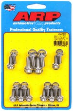 ARP 434-1803 1-pc Stainless Steel 12pt oil pan gasket bolt kit