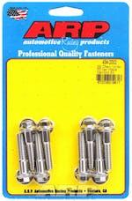 ARP 434-2002 Vortec Stainless Steel hex intake manifold bolt kit