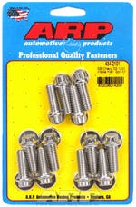 ARP 434-2101 Stainless Steel 12pt intake manifold bolt kit
