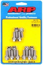 ARP 444-1102 340-360 Stainless Steel hex header bolt kit