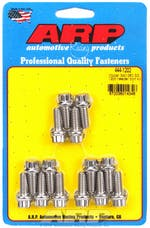 ARP 444-1202 340-360 Stainless Steel 12pt header bolt kit