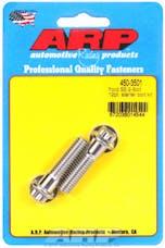 ARP 450-3501 Stainless Steel 2-bolt 12pt starter bolt kit