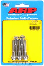 ARP 621-1500 1/4-20 x 1.500 hex SS bolts