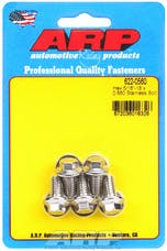 ARP 622-0560 5/16-18 x 0.560 hex SS bolts