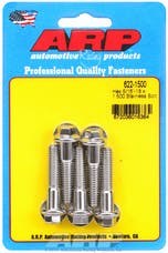 ARP 622-1500 5/16-18 x 1.500 hex SS bolts