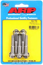 ARP 622-1750 5/16-18 x 1.750 hex SS bolts