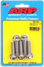 ARP 623-1250 3/8-16 x 1.250 hex SS bolts