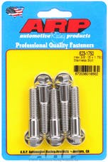 ARP 623-1750 3/8-16 x 1.750 hex SS bolts