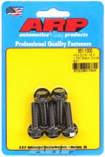 ARP 651-1000 5/16-18 X 1.000 hex black oxide bolts