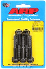 ARP 651-2000 5/16-18 X 2.000 hex black oxide bolts