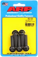 ARP 652-1250 3/8-16 X 1.250 hex black oxide bolts