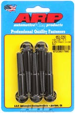 ARP 652-2250 3/8-16 X 2.250 hex black oxide bolts