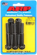 ARP 652-2500 3/8-16 X 2.500 hex black oxide bolts