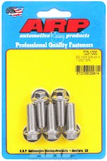 ARP 723-1000 3/8-24 x 1.000 hex SS bolts