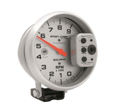 AutoMeter Products 3964 Tach Playback  9 000 Rpm
