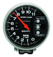 AutoMeter Products 3967 Tach Playback  11 000 Rpm