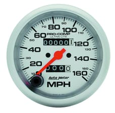 AutoMeter Products 4493 Speedo  160 MPH