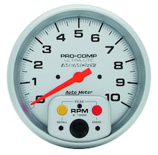 AutoMeter Products 4494 Tach W/Memory  10 000 Rpm