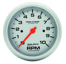 AutoMeter Products 4497 Tach  10,000 Rpm
