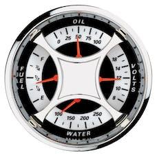 AutoMeter Products 1110 MCX Quad Gauge