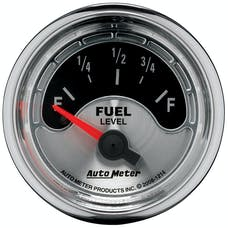 AutoMeter Products 1214 2-1/16in Fuel Level 0-90 ohms SSE American Muscle
