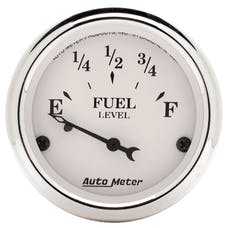 AutoMeter Products 1604 Fuel Level Gauge  0 E/90 F
