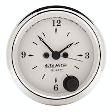 AutoMeter Products 1686 Clock  12 Volt