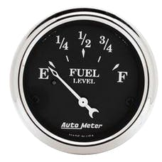 AutoMeter Products 1717 Fuel Level Gauge