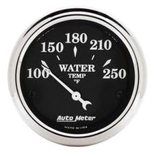 AutoMeter Products 1737 Water Temperature Gauge 100-250 F