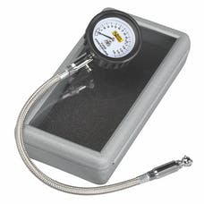 AutoMeter Products 2159 Professional-Grade Tire Pressure Gauge (0-15 PSI)