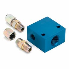 AutoMeter Products 2286 Temperature Manifold Adapter
