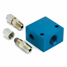AutoMeter Products 2287 Temperature Manifold Adapter