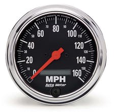 AutoMeter Products 2489 Speedo  160 Mph