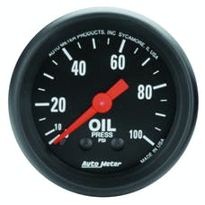 AutoMeter Products 2604 Oil Pressure Gauge  0-100 PSI