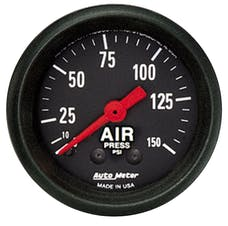 AutoMeter Products 2620 Air Pressure  0-150 PSI
