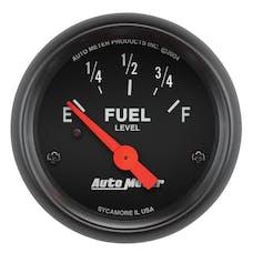 AutoMeter Products 2641 Fuel Level Gauge  0 E/90 F