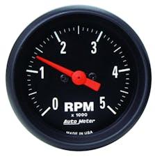 AutoMeter Products 2697 Tach Low-Rev  5000 Rpm