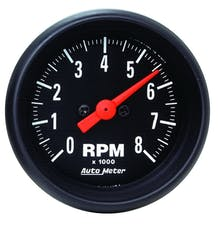 AutoMeter Products 2698 Tach  8000 Rpm