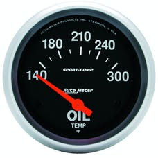 AutoMeter Products 3543 Oil Temp  140-300 F