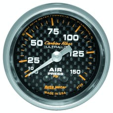 AutoMeter Products 4720 Air Pressure  0-150 PSI