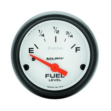 AutoMeter Products 5714 Fuel Level Gauge  0 E/90 F