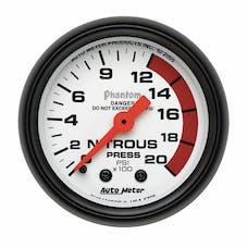 AutoMeter Products 5728 Nitrous Press  0-1600 PSI