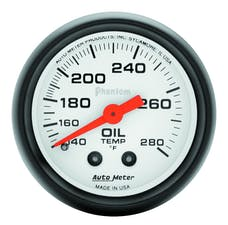 AutoMeter Products 5741 Oil Temp  140-280 F