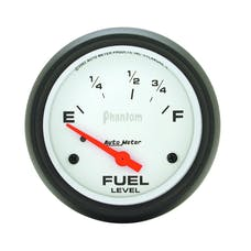 AutoMeter Products 5815 Fuel Level Gauge   73 E/8-12 F