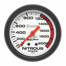 AutoMeter Products 5828 Nitrous Press  0-1600 PSI