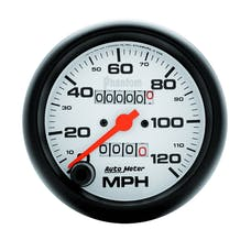 AutoMeter Products 5892 Gauge; Speedometer; 3 3/8in.; 120mph; Mechanical; Phantom