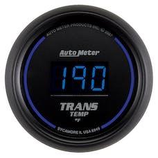AutoMeter Products 6949 2-1/16in Trans Temp  0- 340 F Digital Black