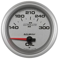 AutoMeter Products 7748 2-5/8in Oil Temp, 140- 300F, SSE