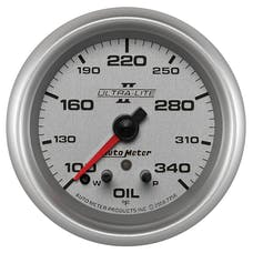 AutoMeter Products 7756 2-5/8in Oil Temp, 100- 340F, FSE