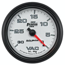 AutoMeter Products 7884 2-5/8in Vavuum, 30 IN. HG Mech